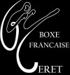 Savate boxe Française Club de Céret Vallespir Logo